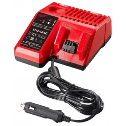 MILWAUKEE Elektrická multi nabíječka M12-18AC, 12-18V