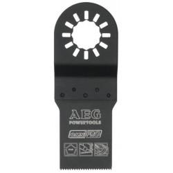 AEG Bimetalový zařezávací list 28x40mm
