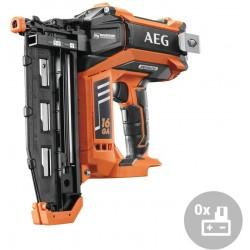 AEG Aku bezuhlíková hřebíkovačka B16N18-0, 18V