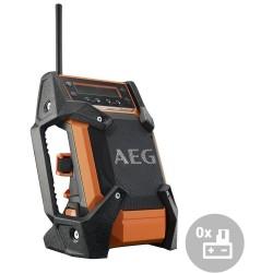 AEG Aku digitální rádio na pracoviště BR1218C