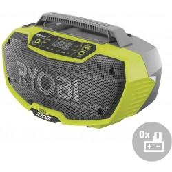 RYOBI Aku rádio s bluetooth R18RH-0, 18V