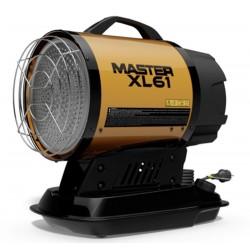 MASTER Naftové infračervené topidlo XL 61 + DÁREK