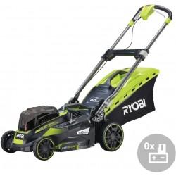 RYOBI Aku sekačka na trávu OLM1841H, 36V (2x18V), 40cm, dvouakumulátorová