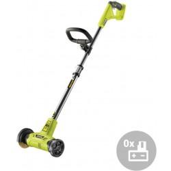 RYOBI Aku patio čistič spár RY18PCA-0, 18V (drátěný kartáč)