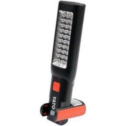 YATO Lampa montážní 30/7 LED, bezpřívodová, 3,6V Ni-MH YT-08505