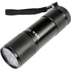 YATO Svítilna kapesní 9 LED (ALU) YT-08570