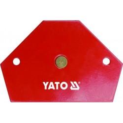 YATO Úhelník magnetický ke svařování 11,5 kg YT-0866
