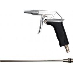 """YATO Pistole na profukování dlouhá 0,8Mpa 1/4"""" YT-2373"""