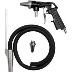"""YATO Pískovací pistole s hadicí 1/4"""" průměr 6,3mm YT-2375"""