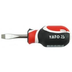 YATO Šroubovák plochý 6.5 x 38mm, magnetický SVCM55 YT-2612