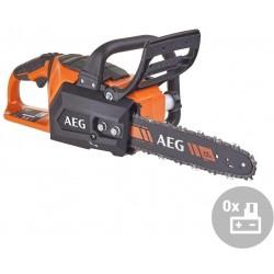 AEG Aku bezuhlíková řetězová pila ACS 18B30-0, 18V, 30cm