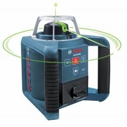 BOSCH Rotační zelený laser GRL 300 HVG Set (WM4+RC1+LR1G)