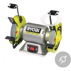 RYOBI Elektrická dvoukotoučová bruska RBG6G1, 250W
