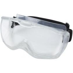 Wolfcraft Wolfcraft Komfortní brýle s ergonomicky tvarovanou těsnicí chlopní 4904000