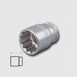 Hlavice 3/8'' 8mm Honidriver