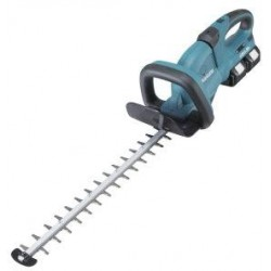 MAKITA DUH551PT2 Aku plotostřih 550mm Li-ion 2x18V/5,0Ah