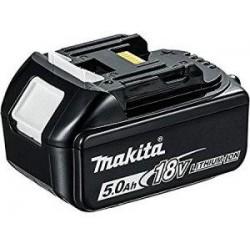 MAKITA 632F15-1 baterie BL1850B 18V 5Ah Li-ion,old196672-8