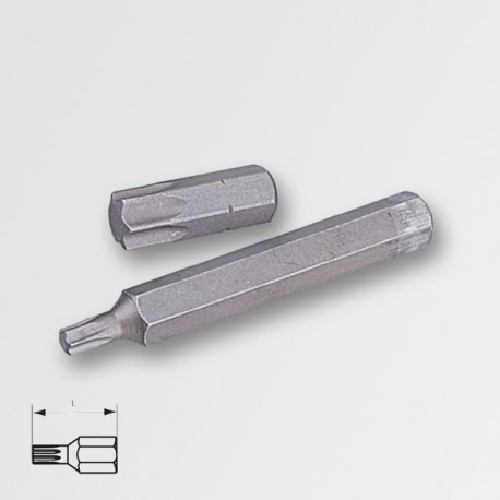 Bit 5/16'' 30mm T50
