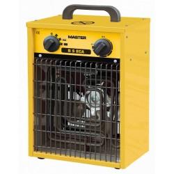 MASTER Elektrické topidlo s ventilátorem B 5 ECA 400V 5,0kW