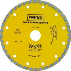 NAREX DIA 150 TP - Diamantový dělicí kotouč pro stavební materiály TURBO PROFESSIONAL