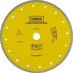 NAREX DIA 230 TP - Diamantový dělicí kotouč pro stavební materiály TURBO PROFESSIONAL