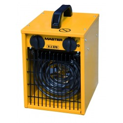 MASTER Profi elektrické topidlo s ventilátorem B 2 EPB 230V 2,0kW