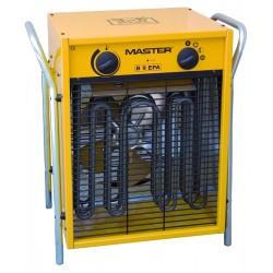 MASTER Profi elektrické topidlo s ventilátorem B 9 EPB 400V 5kW