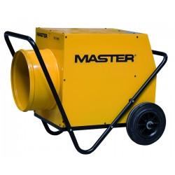 MASTER Profi elektrické topidlo s ventilátorem B 18 EPR 400V 18kW
