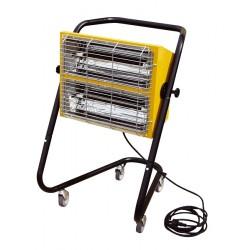 MASTER Elektrické infračervené topidlo HALL 3000, 230V 3kW