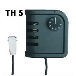 MASTER Pokojový termostat TH5 s kabelem 10m