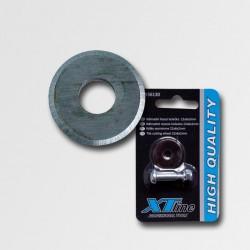 XTline Náhradní kolečko 22x6x2mm cementované