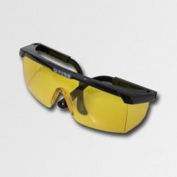 CORONA Brýle žluté
