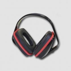 CORONA Červená sluchátka