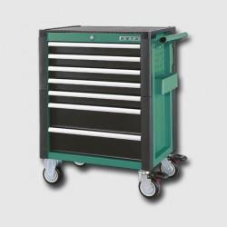 Montážní vozík na nářadí kovový 716x495x1009mm