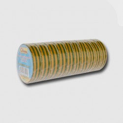 CORONA Páska izolačních PVC 19mmx10m žluto/zelená