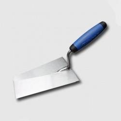 KUBALA Zednická ocel. lžíce softgrip 180mm
