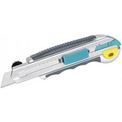 Wolfcraft Wolfcraft Profi-odlamovací nůž 2K-18 mm, zásobník na 8 břitů 4136000