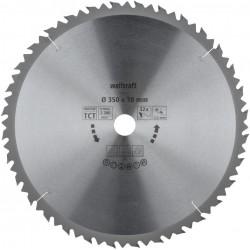 Wolfcraft Wolfcraft pilovový kotouč pro cirkulárky hrubé řezy ø450x30 Z40 6595000