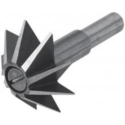 Wolfcraft Wolfcraft Fasetová fréza WS 45st. 35mm 3265000