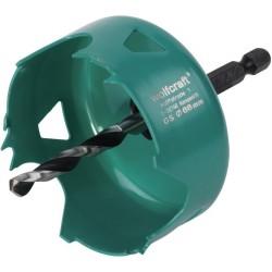 Wolfcraft Wolfcraft děrovka z karbonu ø 127 mm 5973000