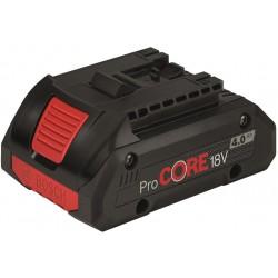 BOSCH Baterie GBA ProCORE 18V 4,0 Ah