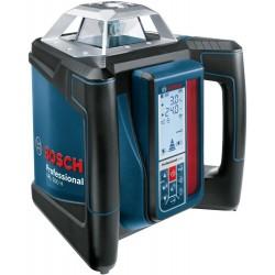 BOSCH Rotační laser GRL 500 H Set (BT170HD+GR240+LR50)