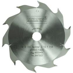 NAREX 160×2.2×20 12FZ - Sprinter