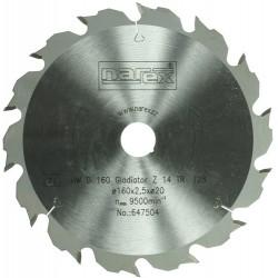 NAREX 160×2.2×20 14TR - Gladiator