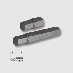 Bit 10mm/30mm Imbus 7