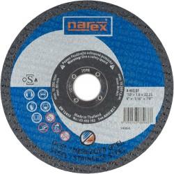 NAREX 150×1,6×22.2 A 46 Q BF - Řezný kotouč na ocel rovný