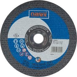 NAREX 180×2,5×22.2 A 30 BF - Řezný kotouč na ocel rovný