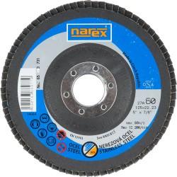 NAREX 27A 125×22.2 ZA 60-B - Lamelový kotouč