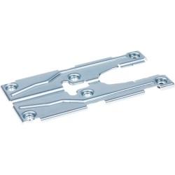 NAREX SM-EPL 120 - Vložka saní ocelová